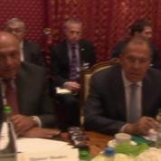 Réunion internationale sur la Syrie à Lausanne pour tenter de faire cesser le carnage