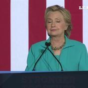 Hillary Clinton se défend après la relance par le FBI du scandale sur les emails