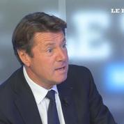 Christian Estrosi : «Le seul qui dit tout, c'est Nicolas Sarkozy»