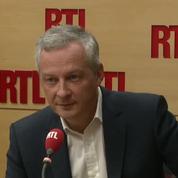 Bruno le Maire : «C'est mieux de n'avoir ni passé, ni avenir judiciaire»