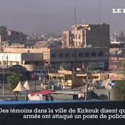 Irak: Daech attaque la ville de Kirkouk