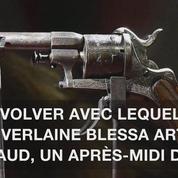 L'arme avec laquelle Verlaine manqua de tuer Rimbaud mise en vente
