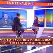 Attaque à Viry-Châtillon : c'est une guerre de territoire selon Eva Sas, députée de la circonscription
