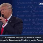 Débat Trump-Clinton : leurs positions sur la Syrie