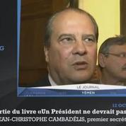 Livre confidence d'Hollande: le sentiment d'un grand «déballage», à droite comme à gauche