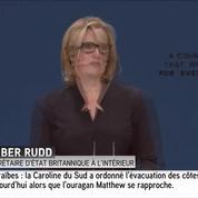 Les entreprises britanniques embauchent trop d'étrangers, selon Amber Rudd