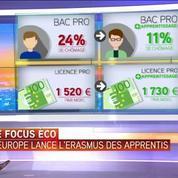 L'Europe lance l'Erasmus des apprentis
