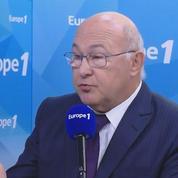 Michel Sapin charge Emmanuel Macron sur Europe 1