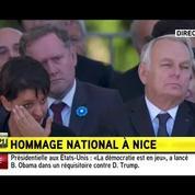 Nice : Julien Clerc chante pour les victimes