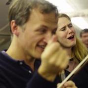 Air France : un concert à une altitude de 33.000 pieds...