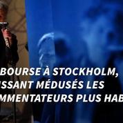 Bob Dylan remporte le prix Nobel de littérature