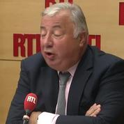 Alstom : pour Gérard Larcher, le gouvernement fait du «rafistolage»