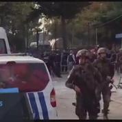 Istanbul: explosion près d'un poste de police