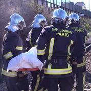 Suicide sur une voie ferrée : au cœur d'un exercice avec les secours