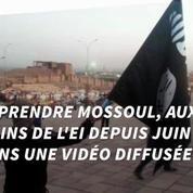 Les forces irakiennes progressent à Mossoul, Obama prédit une bataille difficile