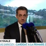 Colère des policiers: Sarkozy dénonce «un climat de perte d'autorité général»