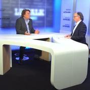 Bernard Tapie : «Macron, il est très talentueux mais il n'a pas encore le niveau»