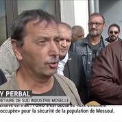 Florange: les syndicats ne veulent pas «laisser Hollande sortir de sa voiture»
