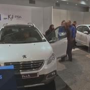 Peugeot prévoit de produire 200 000 véhicules par an pour l'Iran