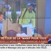 Geneviève de Fontenay rejoint la Manif pour tous
