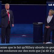 Pour Donald Trump, «personne dans l'histoire de la politique des États-Unis n'a été plus abusif avec les femmes» que Bill Clinton