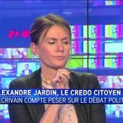 Alexandre Jardin, le crédo citoyen