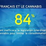 Une majorité de Français favorables à l'autorisation de consommation du cannabis