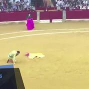 Espagne : un célèbre toréador se fait encorner par un taureau