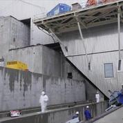 Le déplacement de l'arche de Tchernobyl en timelapse