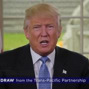 Donald Trump promet un virage protectionniste et anti-écologie