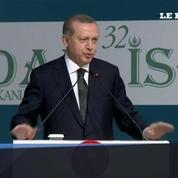 Pour Erdogan, le vote pour l'intégration de la Turquie à l'Union européenne n'a aucune valeur