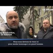 Les Russes rendent un hommage émouvant à Fidel Castro