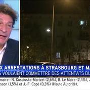 Projet d'attentat : 6 hommes interpellés à Marseille et à Strasbourg