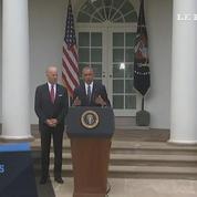Barack Obama : «Nous allons travailler sur une transition efficace entre nos mandats»