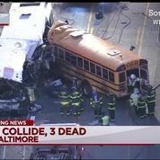 Six morts dans un accident de bus aux Etats-Unis