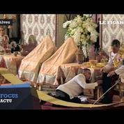 La Thaïlande désigne un nouveau roi, un mois et demi après la mort du monarque Bhumibol