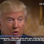 Le coup de fil d'Hillary Clinton pour féliciter Donald Trump