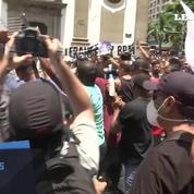 Une manifestation contre l'austérité au Brésil vire aux violences