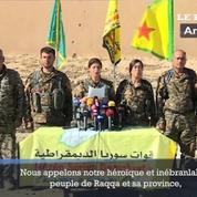 Raqqa : «La grande bataille pour la libération a commencé»