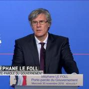 La crise institutionnelle entre Manuel Valls et François Hollande est-elle dépassée ?