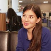 Camille Clément, 22 ans, PDG du groupe Adecco Monde... par intérim