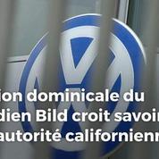 Scandale diesel: la justice allemande étend son enquête contre Volkswagen