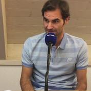 Roger Federer «travaille dur» pour un «grand retour»