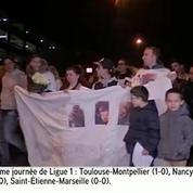 Reims : marche blanche en mémoire de Tony