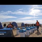 Bataille de Mossoul : les réfugiés désespèrent de rentrer chez eux