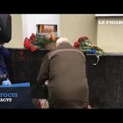 Crash en mer Noire : hommage pour les Choeurs de l'Armée Rouge