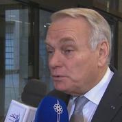 J.-M. Ayrault condamne les attentats «terribles» de ce week-end