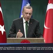 Syrie : cessez-le-feu entre le régime et l'opposition modérée