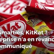 Nestlé promet 40% de sucres en moins dans ses friandises au chocolat