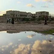 Syrie : 60% des quartiers rebelles d?Alep-Est repris par le régime